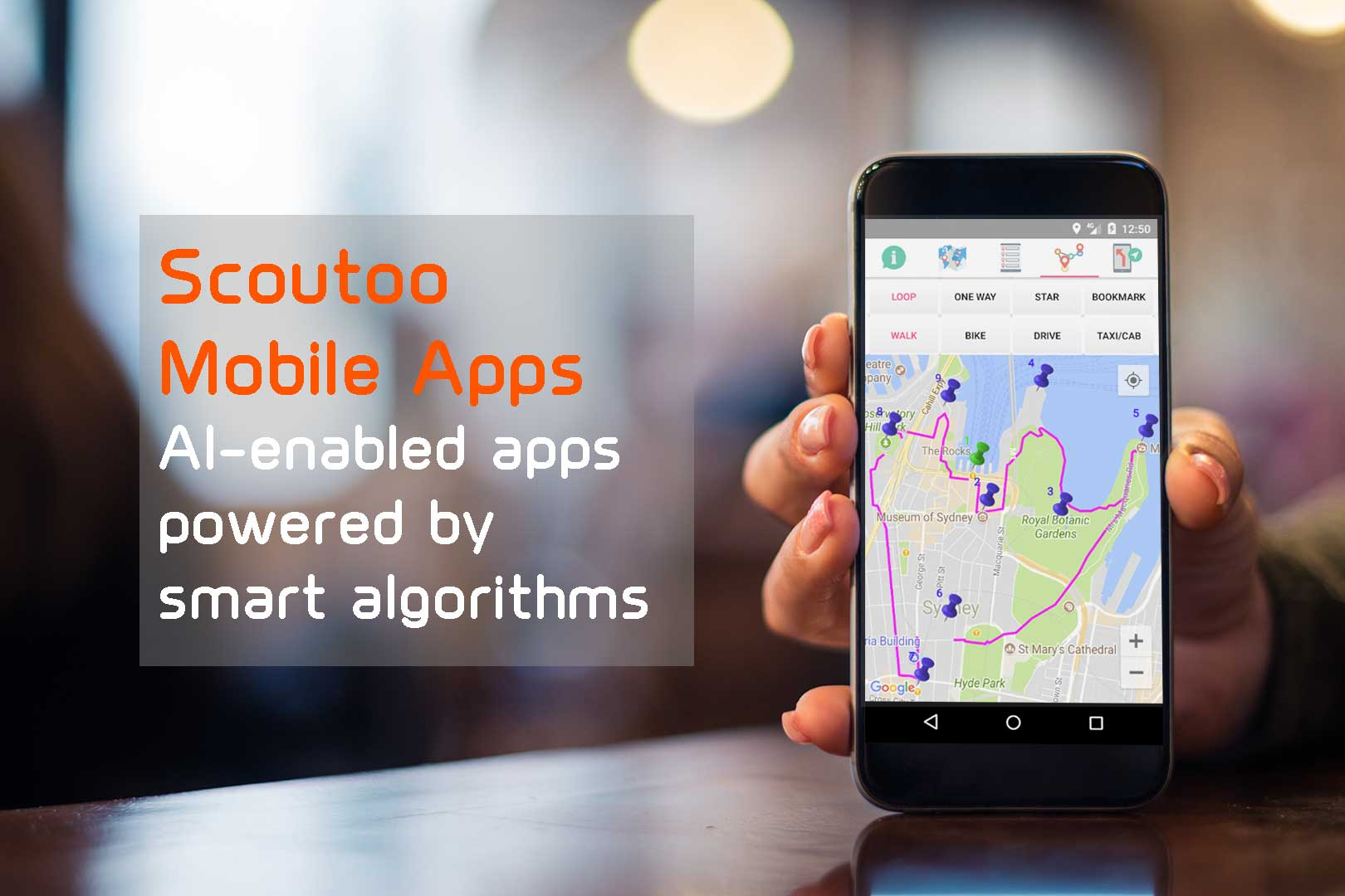 Scoutoo Mobile Apps