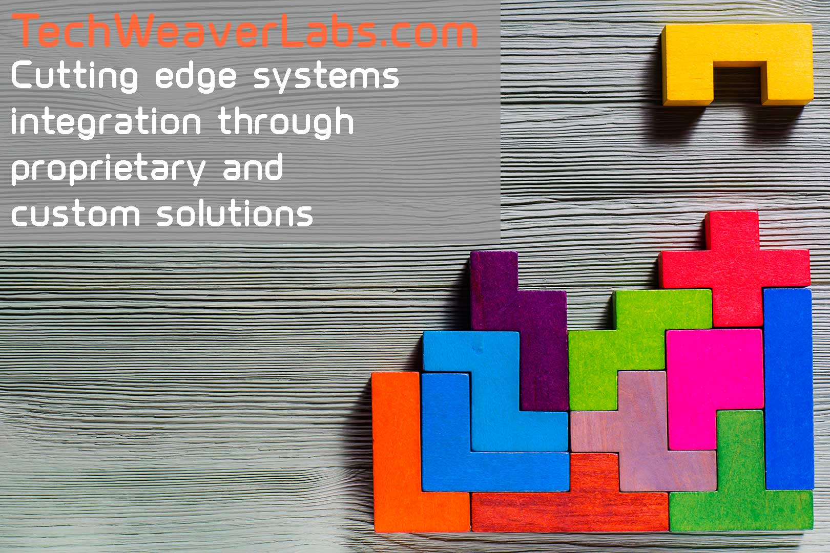 TechWeaverLabs system integration
