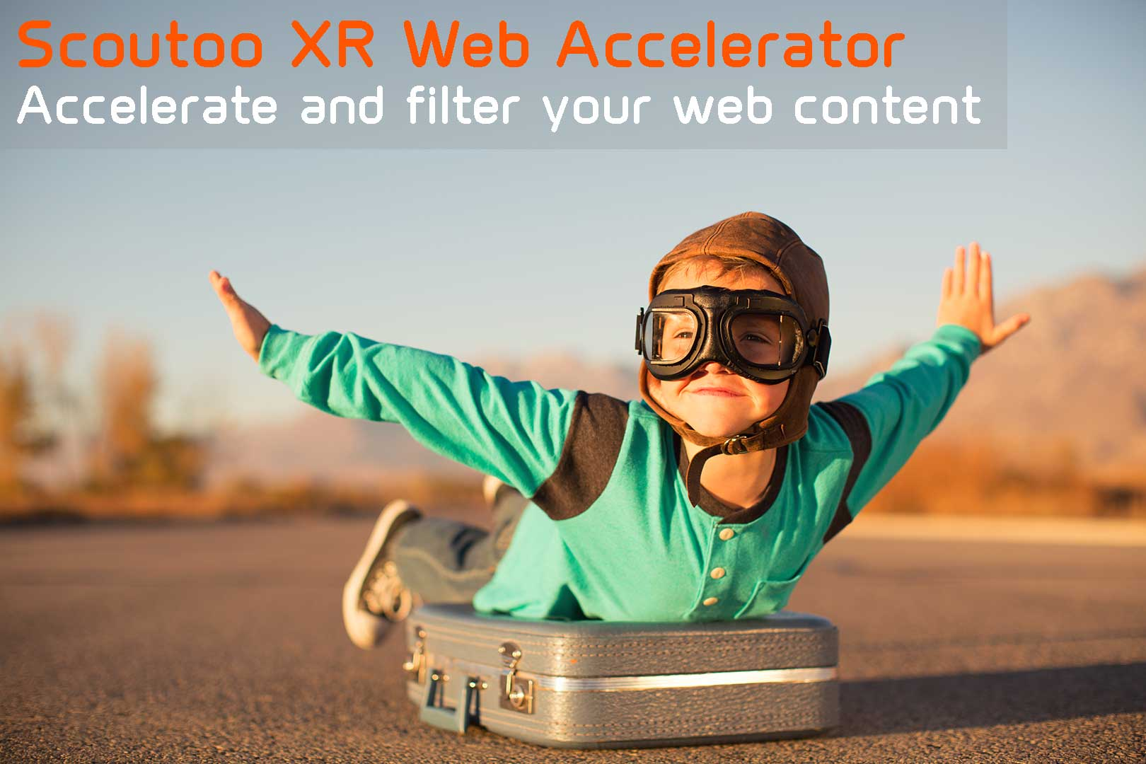 Scoutoo XR Web Accelerator